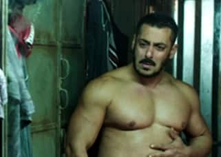 Salman Khan's jaw dropping struggle portrayed in title track of 'Sultan'!