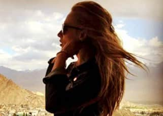 Salman Khan's rumoured girlfriend Iulia Vantur enjoying in Ladakh