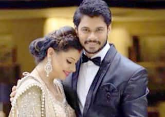 Sambhavna Seth and Avinash Dwivedi's wedding reception in pics!