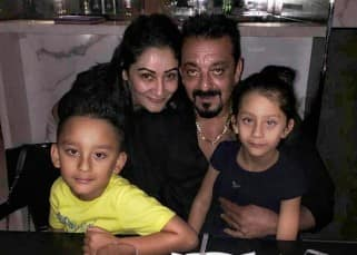 Sanjay Dutt Personal Photos