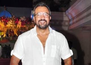 Sanjay Dutt and Manyata host mata ki chowki for family and friends