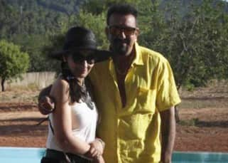 Sanjay Dutt' wife Manyata Dutt unveils her NEVER BEFORE SEEN avatar during Spain vacation!