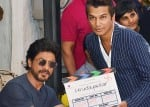 Shah Rukh Khan and other B-town celebs attend mahurat of Vikram Phadnis' directorial debut Hrudayantar