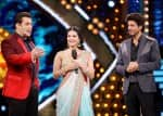 Shah Rukh Khan and Sunny Leone join Salman Khan on Bigg Boss