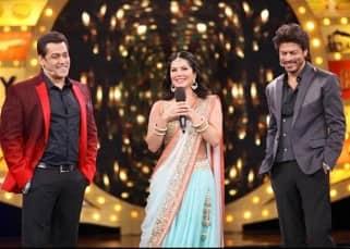 Shah Rukh Khan and Sunny Leone join Salman Khan on Bigg Boss
