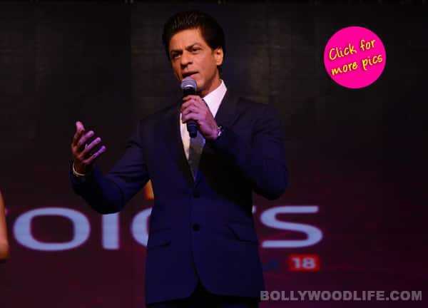 Shah Rukh Khan announces Got Talent World Stage Live on Colors