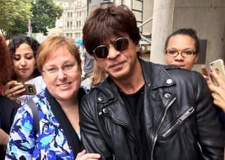 Shah Rukh Khan flattered German fans while he was in Munich for Zee One launch event!