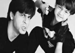 Shah Rukh Khan is closer to Aryan, Suhana and Abram than Gauri Khan is, here's the proof!