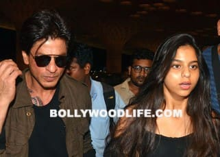 Shah Rukh Khan is off for a vacation with kids Suhana and Aryan; to join Gauri Khan in California?