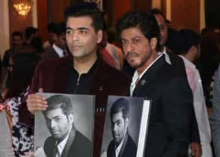 Shah Rukh Khan launches good friend Karan Johar's biography – An Unsuitable Boy