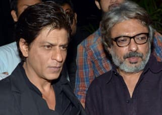 Shah Rukh Khan-Sanjay Leela Bhansali to reunite after 14 years?