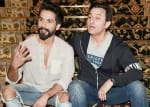 Shahid Kapoor and Saif Ali Khan bonding with each other is a sight never seen before – check out pic