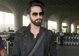 Shahid Kapoor slays the airport look in an all black avatar – check out photos