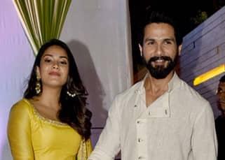 Shahid Kapoor to Bani J - Celebs spotted at Mandana Karimi and Gaurav Gupta's Sangeet ceremony