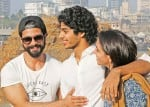 Shahid Kapoor's brother Ishaan Khattar starts shooting for debut movie directed by Majid Majidi