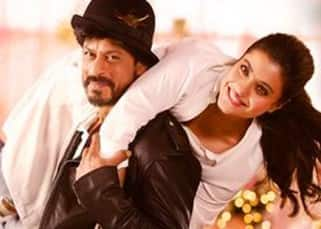 Shahrukh Khan and Kajol recreate DDLJ magic