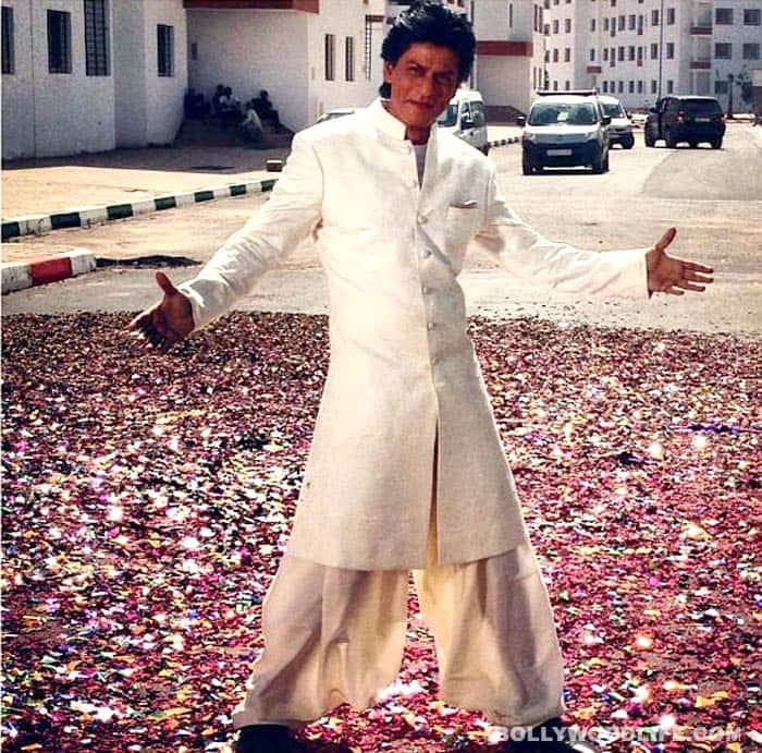 Shahrukh Khan visits Casablanca!