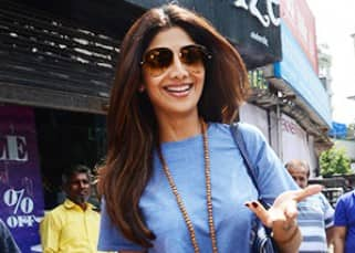 Shilpa Shetty Kundra chills over the weekend in style, see HQ pics!