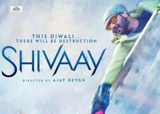 Shivaay First Look Photos