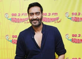 Shivaay Promotion Photos