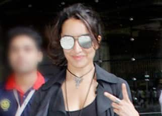 Shraddha Kapoor and Arjun return from Cape Town for Lakme Fashion Week 2016!