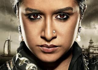 Shraddha Kapoor as Haseena Parkar looks fierce and bold in the first look of Haseena: The Queen of Mumbai – view pic
