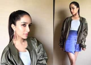 Shraddha Kapoor commits yet another fashion blunder and we are very disappointed
