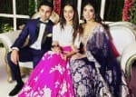 Shraddha Kapoor spills glamour at best friend's engagement in this gorgeous outfit