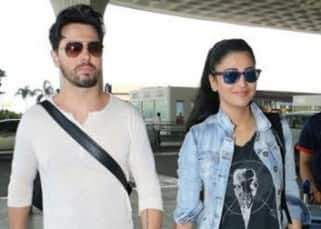 Shruti Haasan leaves for a weekend getaway with rumoured boyfriend Michael Corsale?