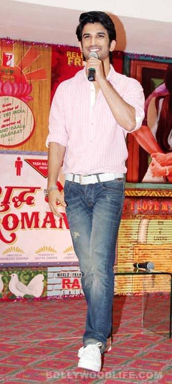 Shuddh Desi Romance - Sushant Singh Rajput and Vaani Kapoor