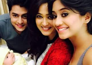 Shweta Tiwari finally shows her son Reyansh's face and the picture is breaking the internet right now