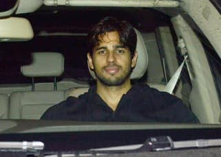 Sidharth Malhotra spotted with Alia Bhatt on an outing in Bandra, see pics!