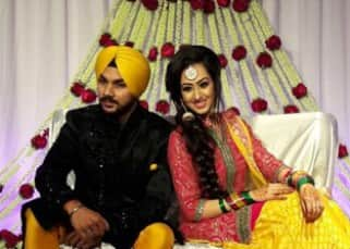 Singer Daler Mehndi's son Gurdeep Mehndi ties knot with NRI model Jessica, see pics!