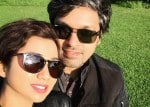 Singer Shreya Ghoshal is off-work and is travelling the world with her husband!