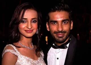 Sneak-peek into Sanaya Irani and Mohit Sehgal's glam wedding reception