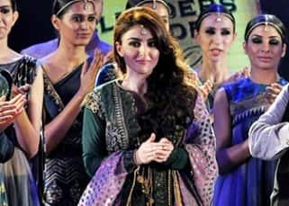 Soha Ali Khan at Blenders Pride Fashion Tour