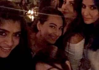 Sonakshi Sinha enjoys birthday bash in New York