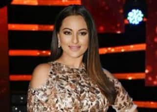 Sonakshi Sinha promotes her next release Noor on the sets of Nach Baliye