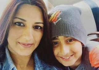 Sonali Bendre Personal Photos