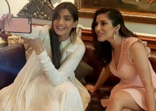 Sonam and  Sophie's marketing strategy for Sajan Main Nachungi video song
