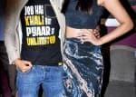 Sonam Kapoor and Ayushmann Khurrana promote Bewakoofiyaan at a coffee joint!
