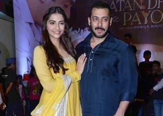 Sonam Kapoor and Salman Khan celebrate Diwali with Dharavi rocks