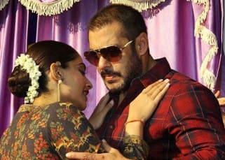 Sonam Kapoor and Salman Khan during PN Gadgil jewellers logo launch