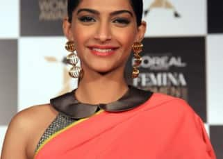 Sonam Kapoor announces the nominations for the second edition of L'Oreal Paris Femina Women Awards