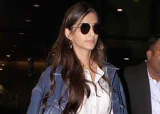 Sonam Kapoor, Hrithik Roshan, Kajol spotted at the airport