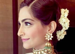 Sonam Kapoor plays perfect BRIDESMAID at her friend's wedding in Mumbai, see pics!