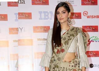Sonam Kapoor's BOLD fashion experiment made heads turn with surprise during Kashish film fest!
