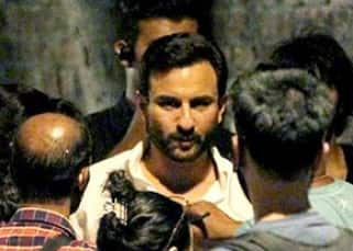 Spotted: Saif Ali Khan tries shooting secretly for a movie in Bandra!