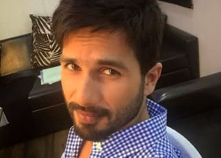 Spotted: Shahid Kapoor in work mode for Samsung Galaxy ad in Mumbai!