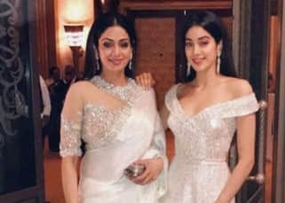 Sridevi and Jhanvi Kapoor's power dressing will leave you breathless - check out stunning photos